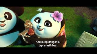 Kung Fu Panda 3 - Official International Trailer #2 | Indonesia
