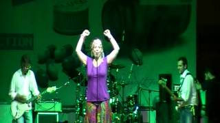 Daria Biancardi E The Soul Caravan Summertime Blues Festival In Alcamo