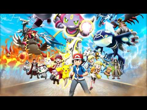 Pokémon ポケモン XY Movie 18 Ending Japanese Rei Yasuda Tweedia Nightcore