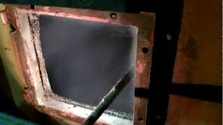 Refinery Furnace Convection Cleaning