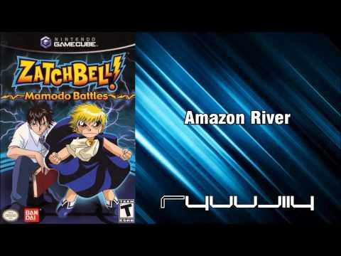 Zatch Bell! Mamodo Battles OST - 27 Amazon River [HD HPS]