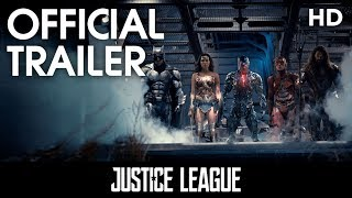 JUSTICE LEAGUE | SDCC Trailer | 2017 [HD]