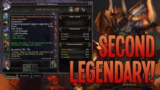Bajheera - LEGENDARY DROP #2: Mannoroth's Manacles! :D - WoW Legion 7.1 PvP