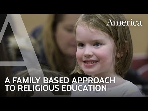 Repairing religious education with a family-based approach