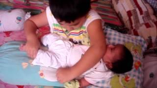 Anh trai và em gái