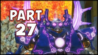 KNACK 2 - GAMEPLAY WALKTHROUGH - PART 27 (HD PS4 Gameplay)