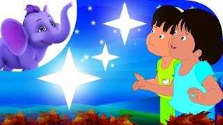 Twinkle Twinkle Little Star in Kannada