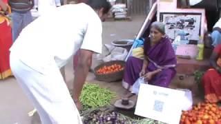 Digital Village Cashless purchase demonetisation of 500 1000 notes modi