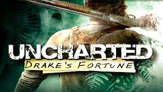Uncharted Drake's Fortune - Game Movie