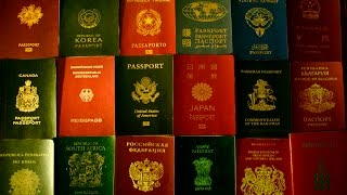 Top 10 Most Powerful Passports - Latest 2016 Passport Power Rankings!
