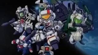 The Super Dimension Fortress Macross SD opening マクロス