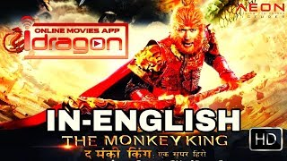 Monkey King English  DUB - Hollywood Full HD Movie  - NEW PREMIER