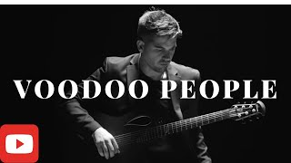 J O B Y - Voodoo People [OFFICIAL VIDEO]