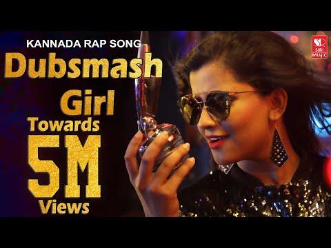 Xxx Mp4 Dubsmash Girl Kannada Rap HD Video Song Harshitha Subramanya Vijeth Krishna Uday Pisumaathu 3gp Sex