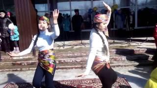 Узбекский танец андижанская полка