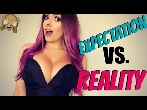 Xxx Mp4 BIG BOOBS Expectation VS Reality 3gp Sex