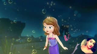 Sofia The First - The Floating Palace - Part 2 Episode Full Season Movie Disney Junior  (Review)
