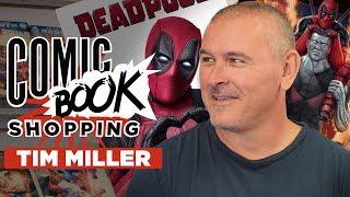 Tim Miller Talks Leaving Deadpool 2, The Goon Movie, & Goes Comic Book Shopping