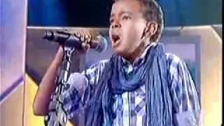 Jotta A   Sonda me, Usa me   Programa Raul Gil   Jovens Talentos kids   03 09 11