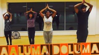 AALUMA DOLUMA VEDALAM | AJITH KUMAR | ANIRUDH | Dance Cover | Jeya Raveendran Choreography (Int)