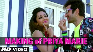 Making Of Tatka Priya Marie Video Song | Bachchan Movie | Jeet, Aindrita Ray, Payal Sarkar