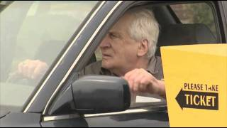 Parking Ticket Tease  تذكرة وقوف السيارات