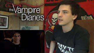 The Vampire Diaries - Season 1 Episode 3 (REACTION) 1x03
