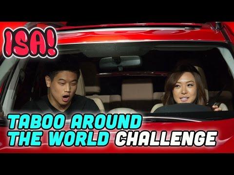 Taboo Around The World Challenge ISA VARIETY GAME SHOW Season 2 Pt. 7