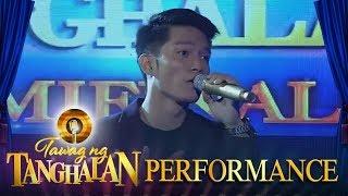 Tawag ng Tanghalan: JM Bales   Before I Let You Go (Day 5 Semifinals)