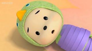 Hutos Mini Mini cartoon for kids #23 Lovely video