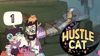 HUSTLE CAT w/ Octopimp!