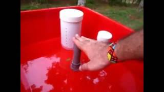 Aquaponic System For Beginners (guide) 2014 . Home Aquaponic System on a Low Budget