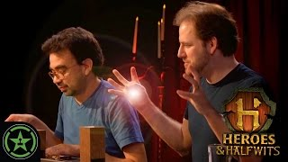 Heroes & Halfwits: Episode Nine