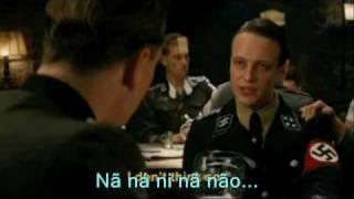 Bastardos Inglórios - Cena do Bar Adaptada