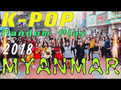 Xxx Mp4 K POP Random Play 2018 In Myanmar 3gp Sex