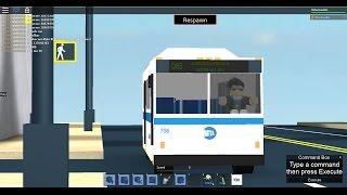MTA Bus: Jamaica bound 1999 Orion V CNG Q65 [#708] @ Main St-Roosevelt Av
