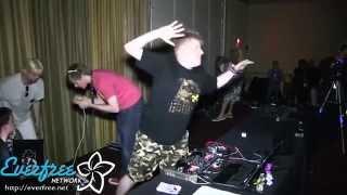 Hardstyle DJ Epic fail !