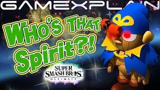 Who's That Spirit?! Smash Bros. Ultimate Origins - Mario Mania! (Vol. 4: Geno, Bullet Bill, & More!)
