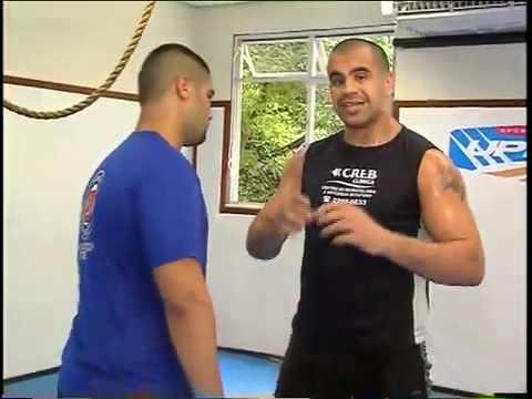 Rodrigo Artilheiro aula de Luta Olímpica p MMA