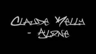 Claude Kelly-alone (lyrics on Screen)