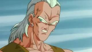 Z fighters vs super android 13
