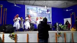 Jharkhandi Dance / on Palamu Day / cycle se aaya sanam