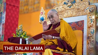 Session 3 - Kalachakra 2017 Preliminary Teachings
