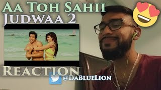 Canadian REACTS to Aa Toh Sahii Song | Judwaa 2 🕺💃