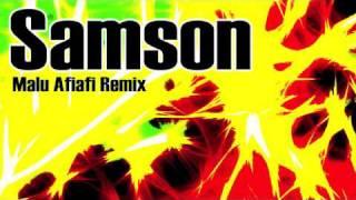 Samson - Malu Afiafi Remix ~~~ISLAND VIBE~~~