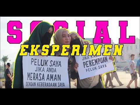 Sosial Eksperiment Cadar Lampung