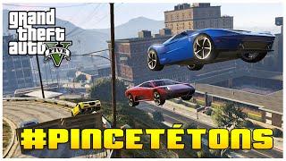 MEGA GROS BORDEL GTA 5 - #PINCETÉTONS