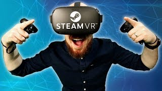 How To Play Steam VR Games On Your Oculus Quest