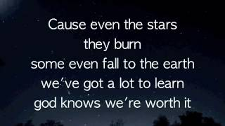 Just be Channel : Jason Mraz - I won't give up [lyrics]
