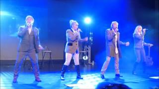 Formerly of Bucks Fizz - Paradise Regained Tour - I'm Never Giving Up